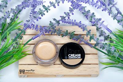 Soft Cream concealer de Bell