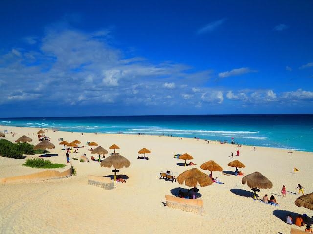 Playa Delfines, Quintana Roo