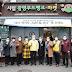 이재명 경기도지사, 광명시 방문 '경기먹거리 그냥드림 코너' 및 '임시선별검사소' 현장 점검