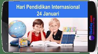 Hari Pendidikan Internasional