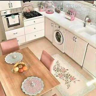 ديكورات مطابخ تركية