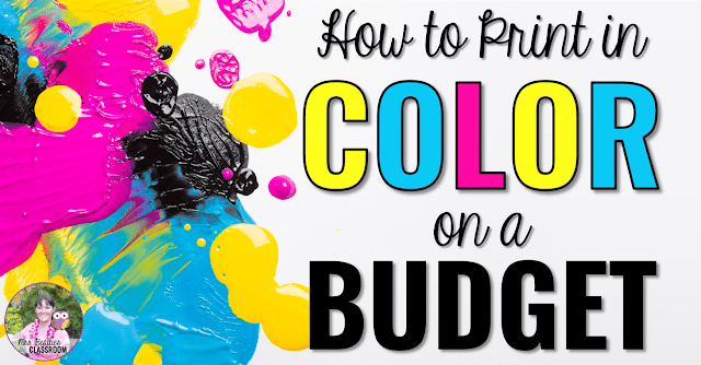 How to Print In Color on a Budget