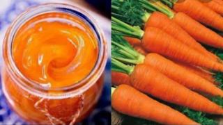 How to make carrot cream