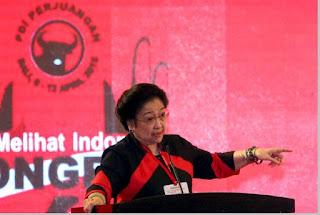 Biografi dan profil Megawati Soekarnoputri