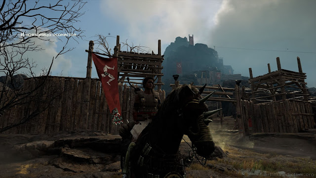 Assassin's Creed Odyssey: Кассандра - осанистая наездница Фобоса