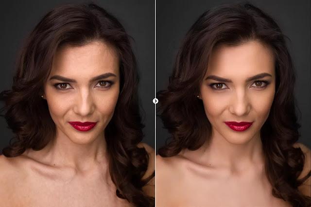 automatic retouch photoshop plugin