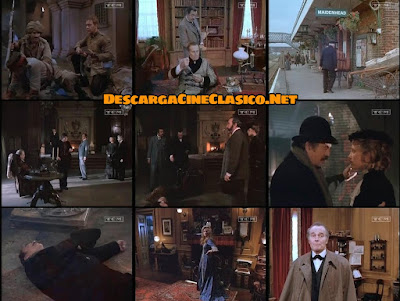 Fotogramas: El crucifijo de sangre (1991) (Sherlock Holmes)