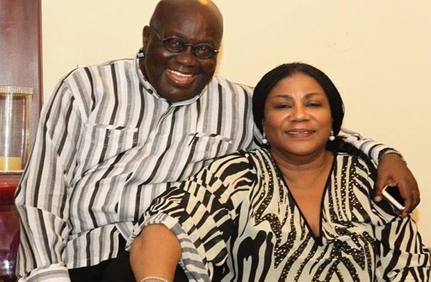 "Read: Akufo-Addo's Birthday Message To His ""Beloved Rebecca"""