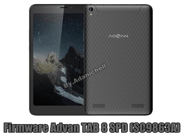 Firmware Advan TAB 8 SPD (SC9863A)