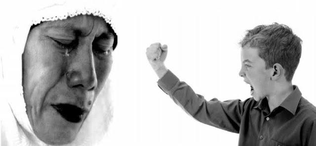Memiliki buah hati adalah dambaan setiap orang tua. Apalagi jika sang buah hati tumbuh besar dengan sikap berbakti kepada keduannya tentulah hal ini menjadi impian orang tua kelak diusia senja. Namun seperti kacang lupa pada kulitnya, tren anak durhaka di era millenial semakin marak. Dilansir dari kompas.com, Koswara kakeh 85 tahun asal Kecamatan Cinambo Kota Bandung digugat Rp 3 miliar oleh anak kandungnya yakni Deden.