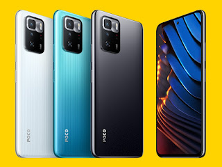 POCO X3 GT full specifications