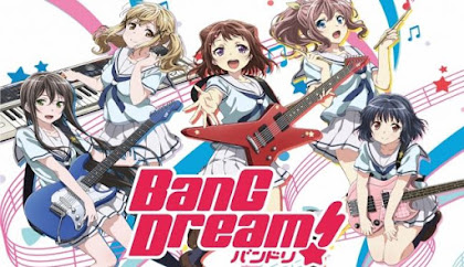 Bang Dream! Todos os Episódios Online