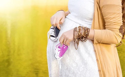 كيف يمكن معرفة اعراض الحمل بولد ؟