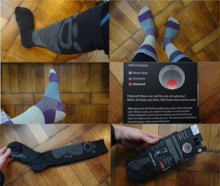 Primaloft Socks by Rojk