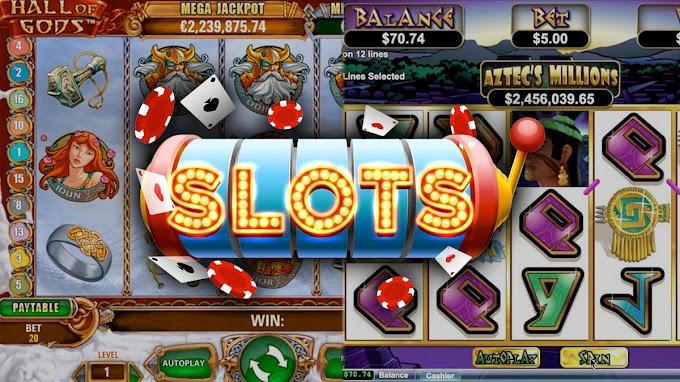 Judi Slot Online yang Berbagai Macam Jenisnya