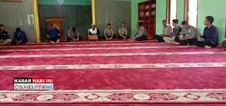 Bimbingan Rohani di Polres Sukabumi