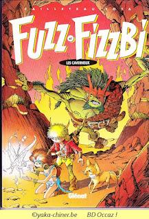 Fuzz et Fzzbi, les caverneux, tome 3