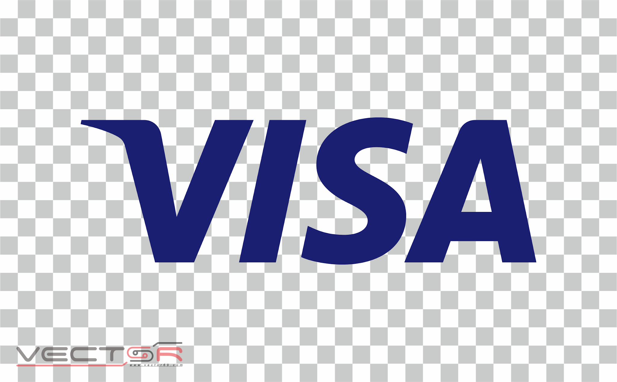 Visa Logo - Download Vector File PNG (Portable Network Graphics)