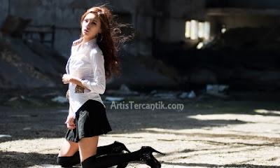 Model Korea Selatan Terseksi Lee Mi-hyeon