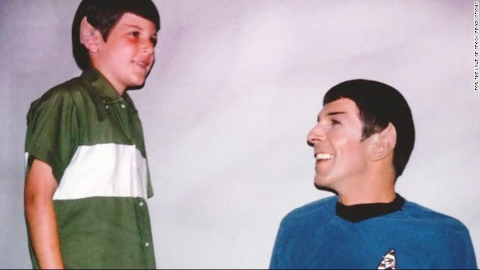 'For the Love of Spock' honors Leonard Nimoy as 'Star Trek' turns 50