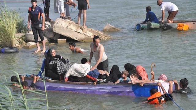 The Guardian: Militares británicos ahogaban a iraquíes durante invasión de 2003