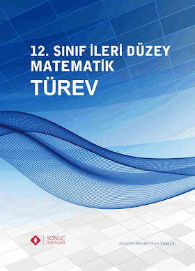 Sonuç 12. Sınıf Matematik Türev Fasikülü PDF indir