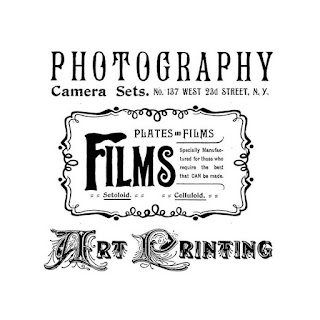 Stempel akrylowy Stamperia Photography