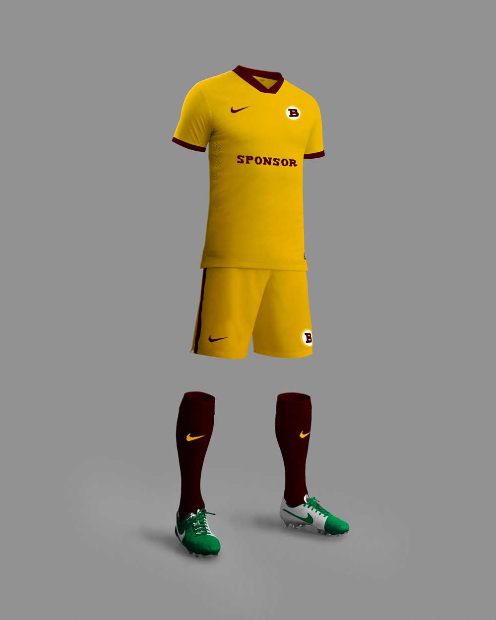 Download Download Mockup Jersey Sepakbola Gratis (Format PSD ...