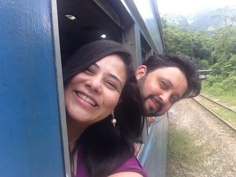 Passeio de Trem Curitiba  - Morretes