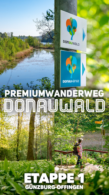 Premiumwanderweg DonAUwald | Etappe 1 von Günzburg nach Offingen 05