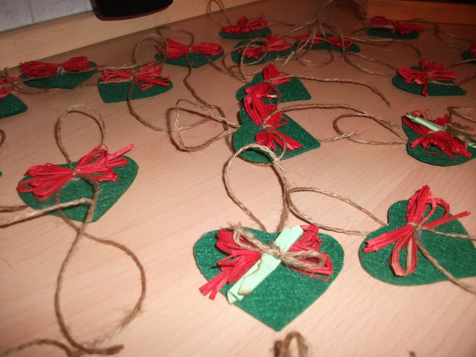 Lavoretti Di Natale Gesu Bambino.Semplice Mente Cuoricini Buon Natale