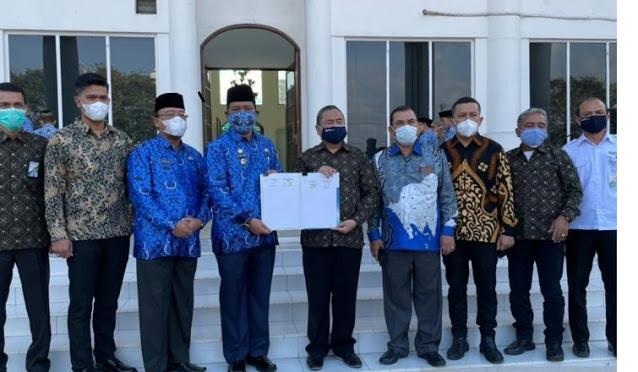 Kopri Kabupaten Asahan Teken MoU dengan BPJamsostek Cabang Kisaran
