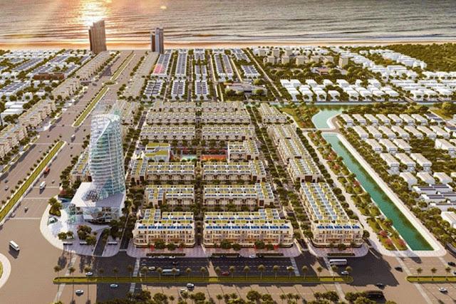 Dự án biệt thự, đất biển Đà Nẵng: Melody City