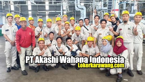 PT Akashi Wahana Indonesia Karawang