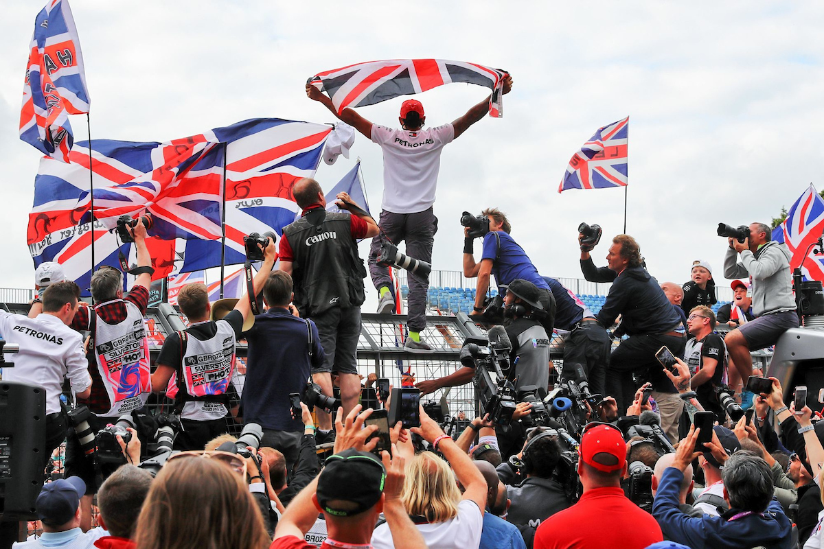 British Grand Prix Preview