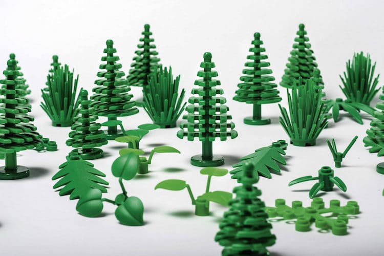 LEGO Has Launched Its First-Ever Sustainable Collection Made Of Sugarcane