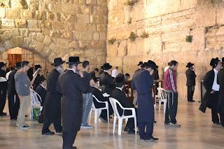 terra santa jerusalem - muro das lamentações