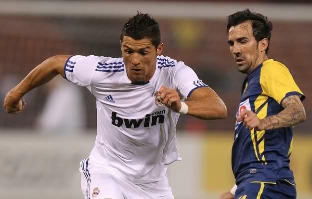 America vs Real Madrid en vivo