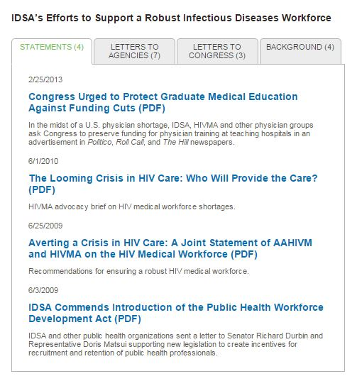 IDSA: What--me worry? | Controversies in Hospital Infection
