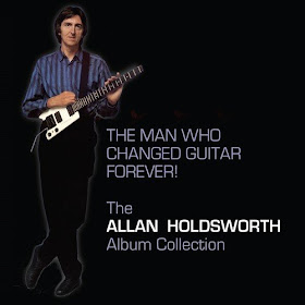 Allan Holdsworth's The Man Who Changed Guitar Forever!
