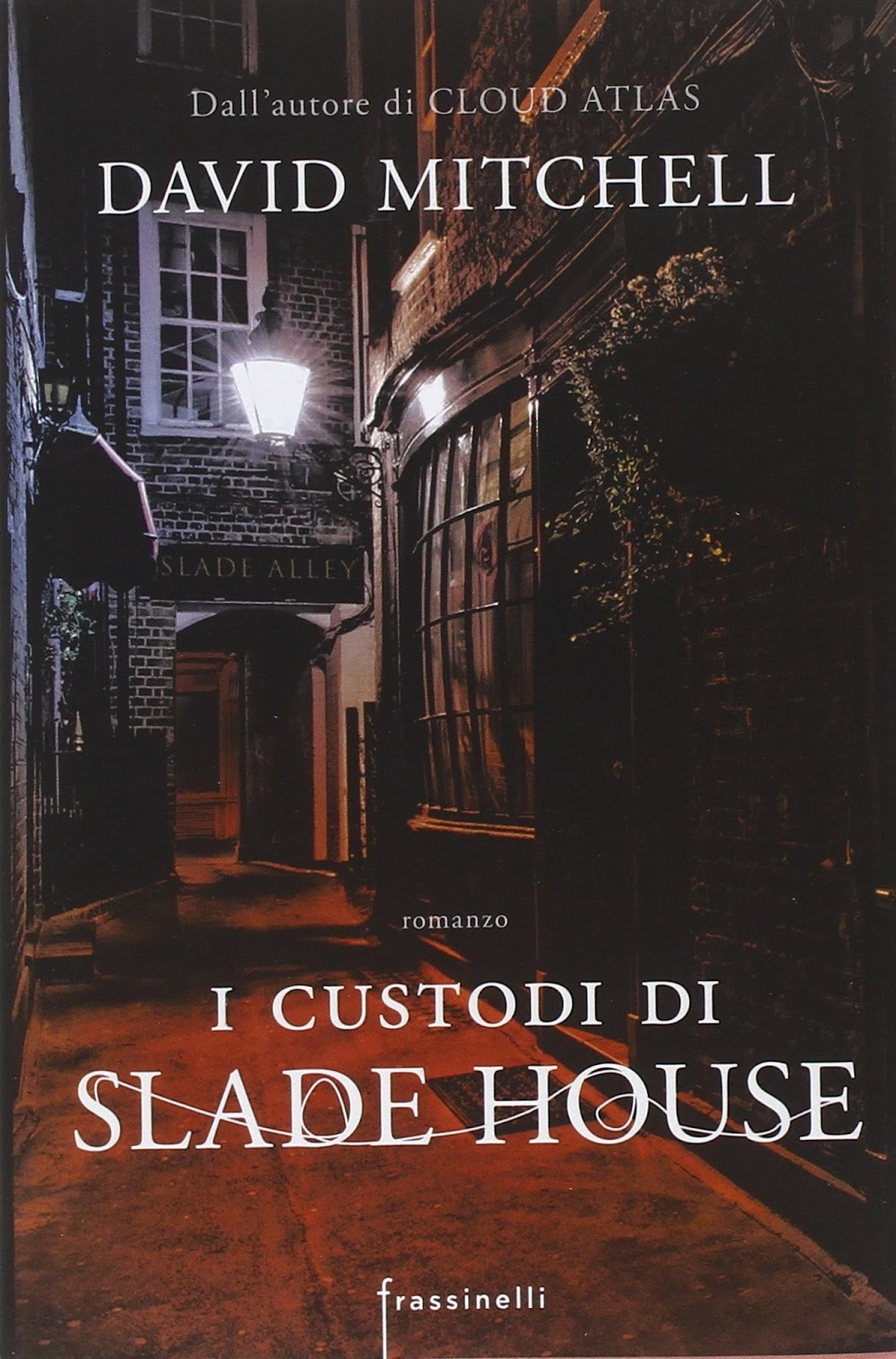 I custodi di Slade House David Mitchell Frassinelli fantasy horror