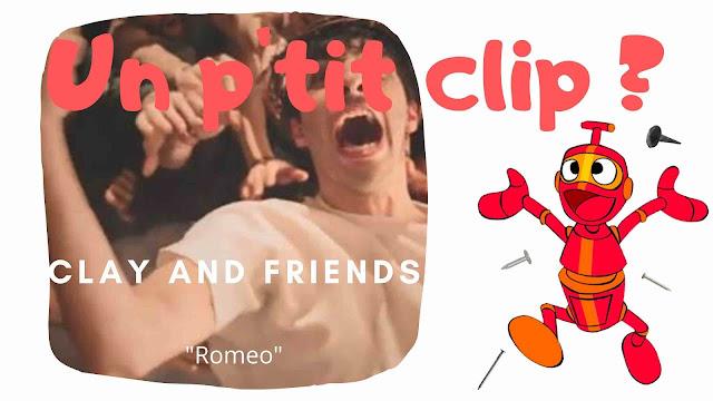 La pop urbaine décalée de Clay And Friends refait surface avec le clip de Romeo.
