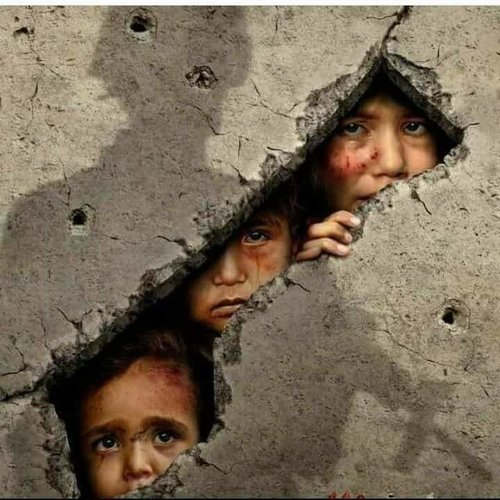 Mohon Doa Untuk Syria dan Palestin Yang Berdarah