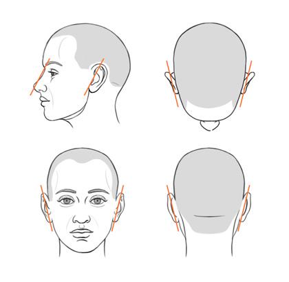 Jeff Searle Drawing The Ear