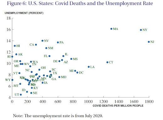 ECONOMISTA CONVERSÁVEL: Verificando COVID-19 Economics Research: BPEA outono de 2020 3