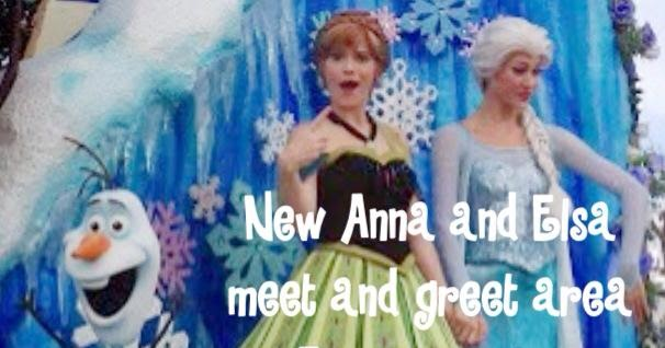 anna and elsa meet greet tips for a happy