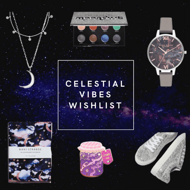 Space Wishlist