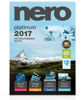 Nero 2017 Platinum 18.0.08500 Full Version