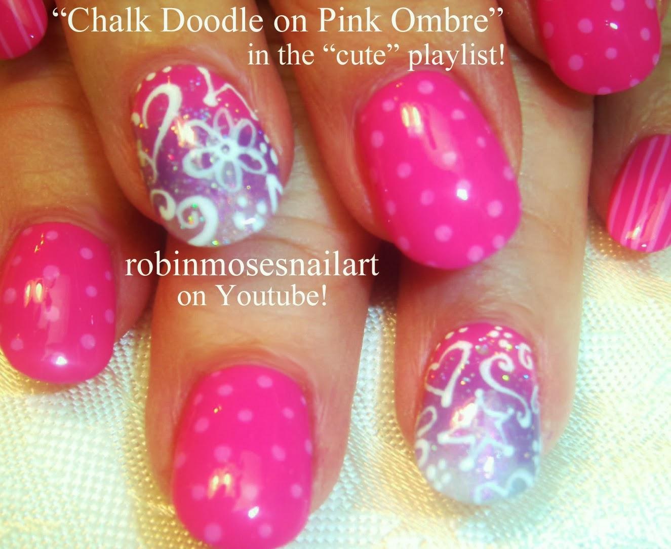 Nail Art By Robin Moses Scrabble Nails Nail Art Tic Tac Toe