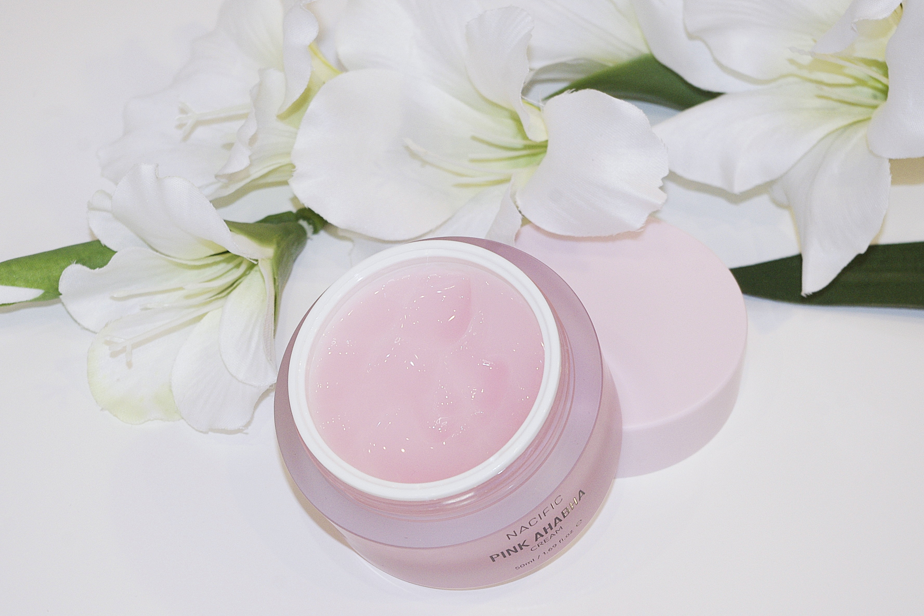 Nacific Pink AHABHA Cream